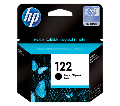 HP 122 Black Original Ink Cartridge