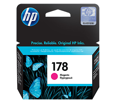 HP 178 Magenta Original Ink Cartridge