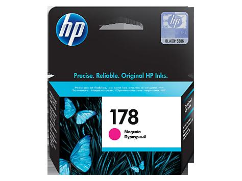HP 178 Magenta Original Ink Cartridge