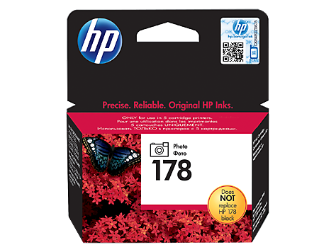 HP 178 Photo Original Ink Cartridge