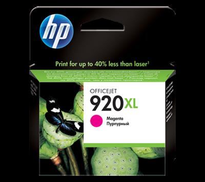 HP 920XL High Yield Magenta Original Ink Cartridge