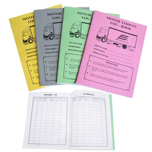 Motor Vehicle Log Book_600_600